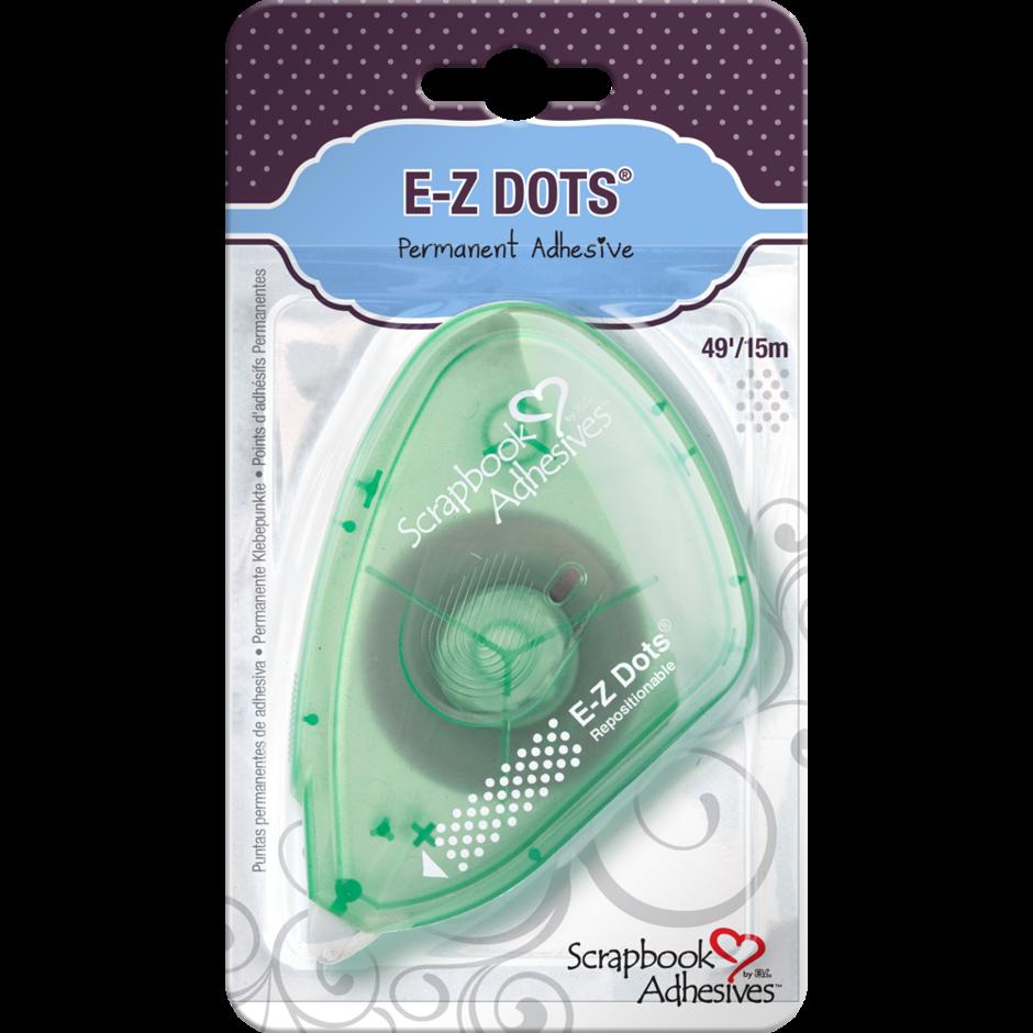01640 E-Z Dots Repositionable