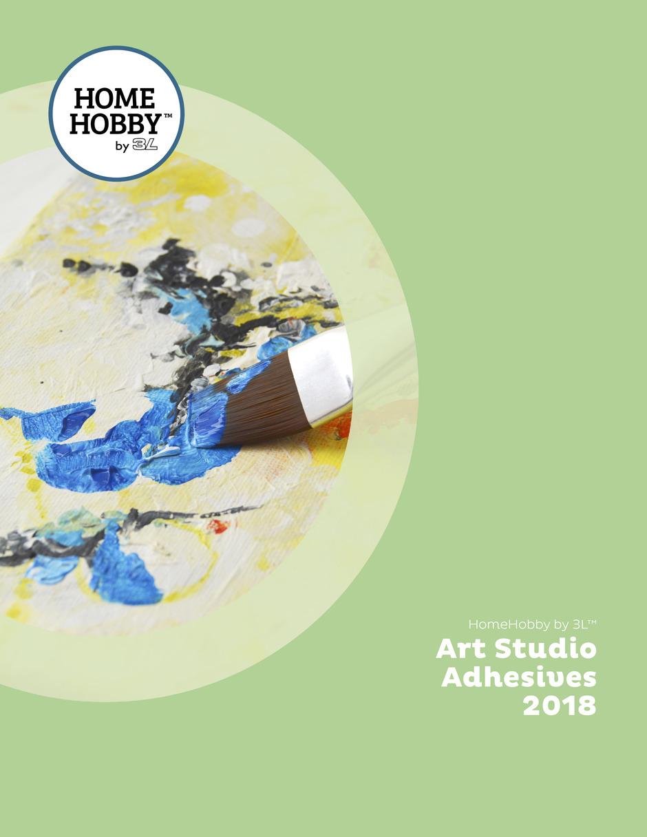 HomeHobby by 3L Catalog 2018