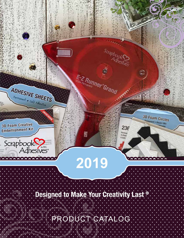 Scrapbook Adhesives by 3L Catalog 2018