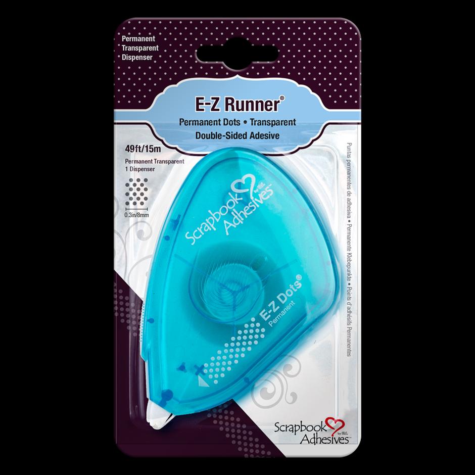 01663 E-Z Dots Permanent Original adhesive dispenser