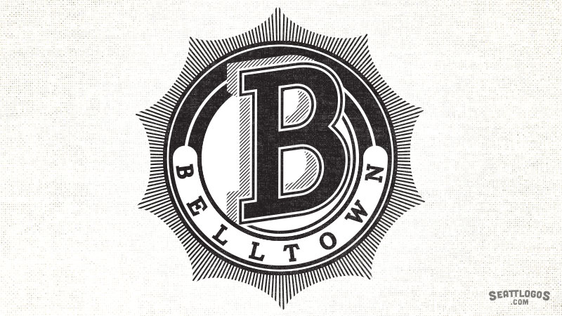 BELLTOWN by Seattlogos.com