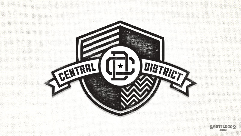 Central District by Seattlogos.com