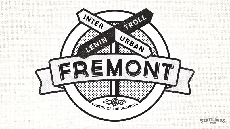 FREMONT by Seattlogos.com