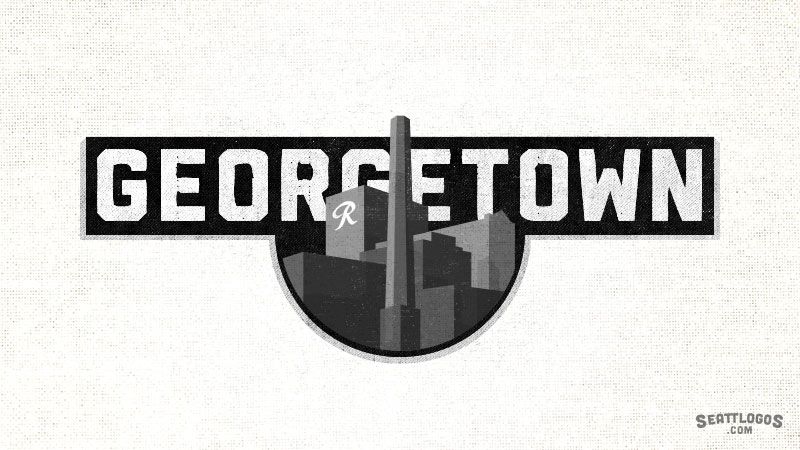 Georgetown by Seattlogos.com