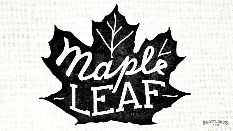 MAPLE LEAF by Seattlogos.com
