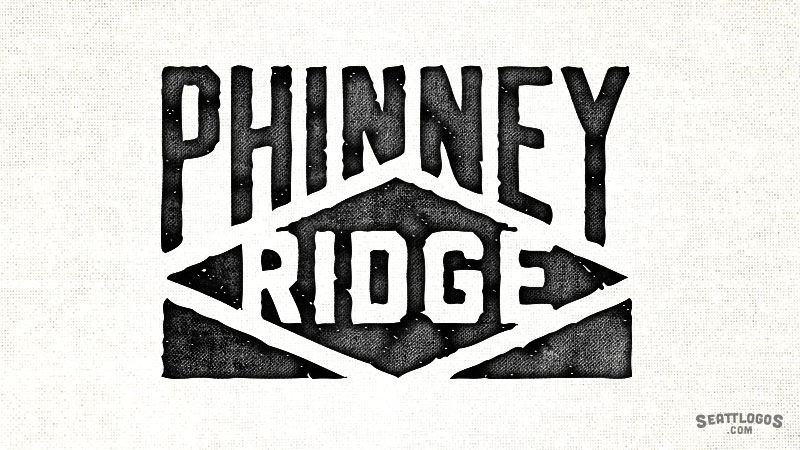 PHINNEY RIDGE by Seattlogos.com