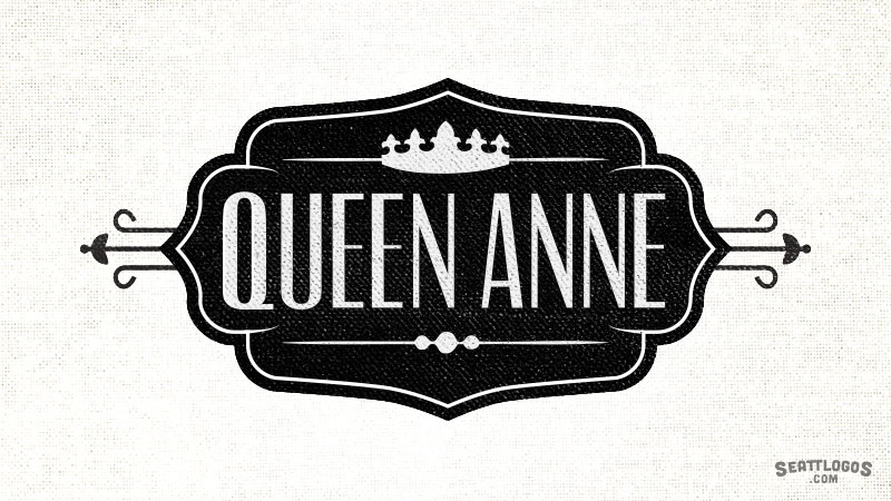 QUEEN ANNE by Seattlogos.com