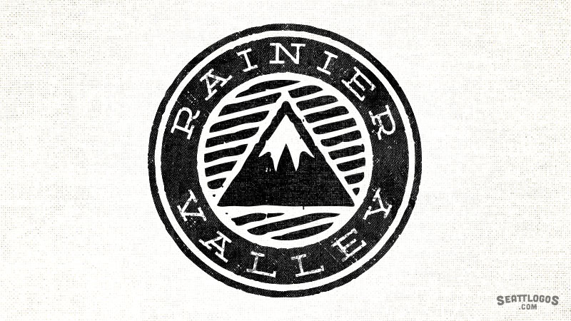 RAINIER VALLEY by Seattlogos.com