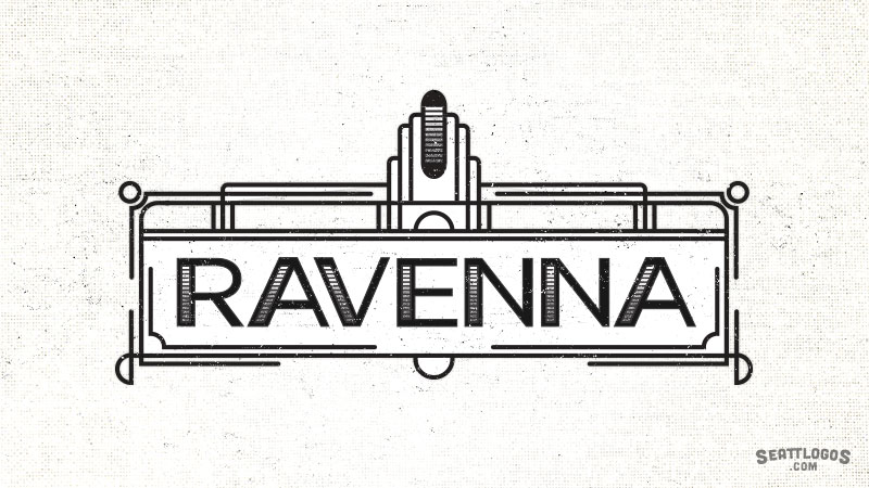 RAVENNA by Seattlogos.com