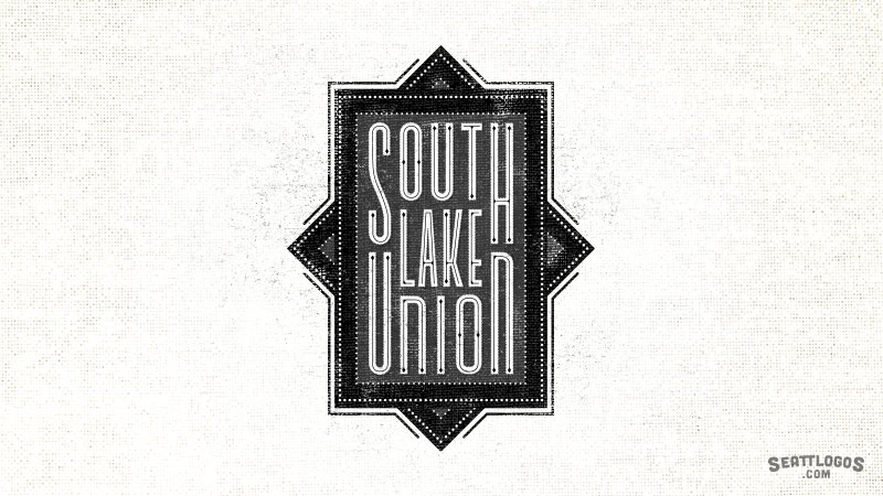 South Lake Union by Seattlogos.com