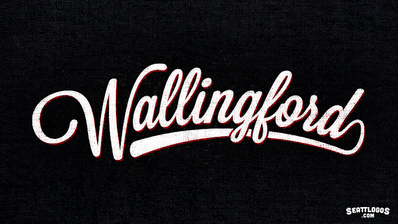 Wallingford by Seattlogos.com