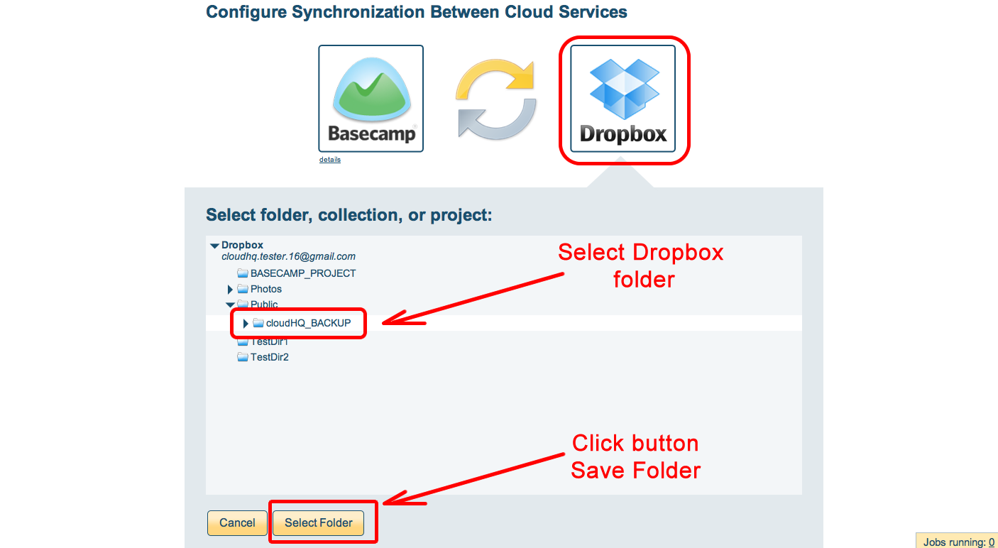 dropbox step by step instructions
