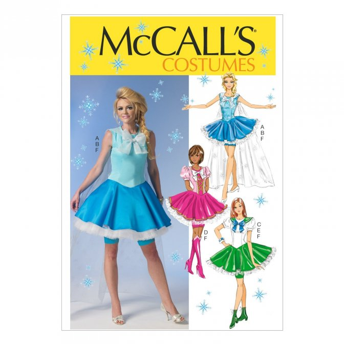 McCall 7101 | Sewing Patterns | Misses\' Costumes - Sewcratic