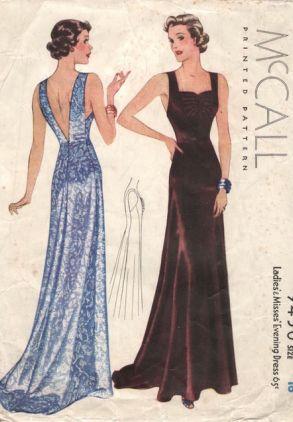 Mccall 9450 (1937)