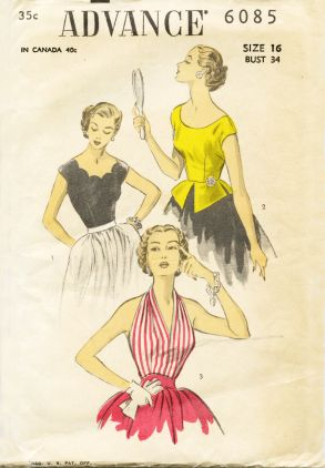 Advance 6085 (1952)