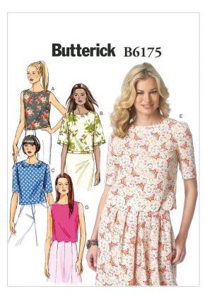 Butterick 6175 (2015)