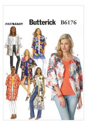 Butterick 6176 (2015)