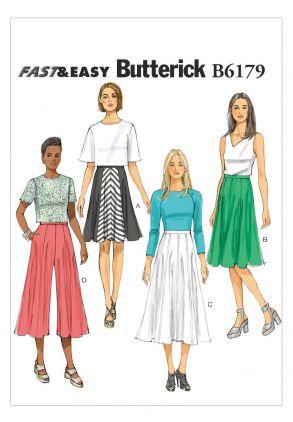 Butterick 6179 (2015)