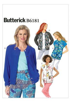 Butterick 6181 (2015)