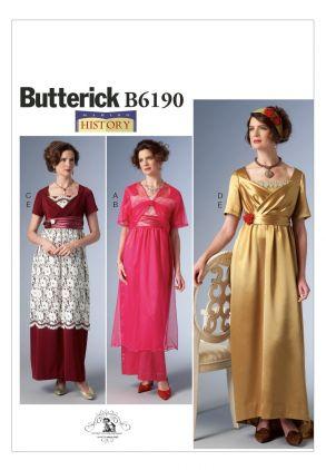Butterick 6190 (2015)