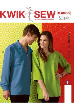 Kwik Sew 4005 (2013)