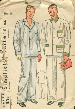 Simplicity 1617 (1935)