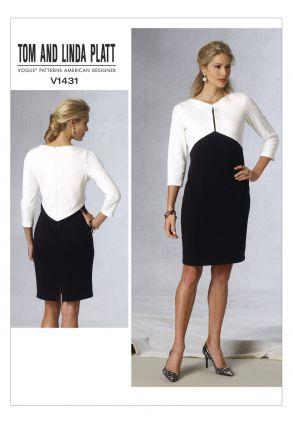Vogue 1431 (2015)