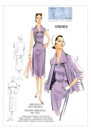 Vogue 9084 (2015)
