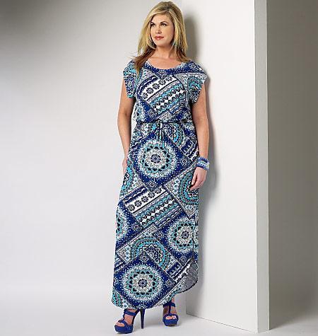 Butterick 6210 Sewing Pattern Womens S Petite Dress