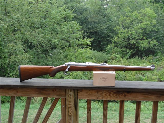 New Toy - Lipsey's Ruger RSI International SS 7x57