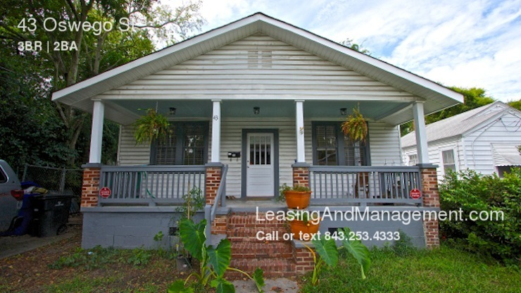 single-family home for Rent in Charleston