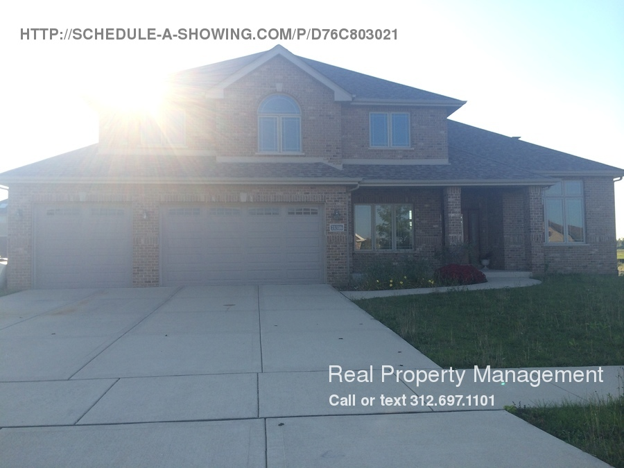single-family home for Rent in Mokena