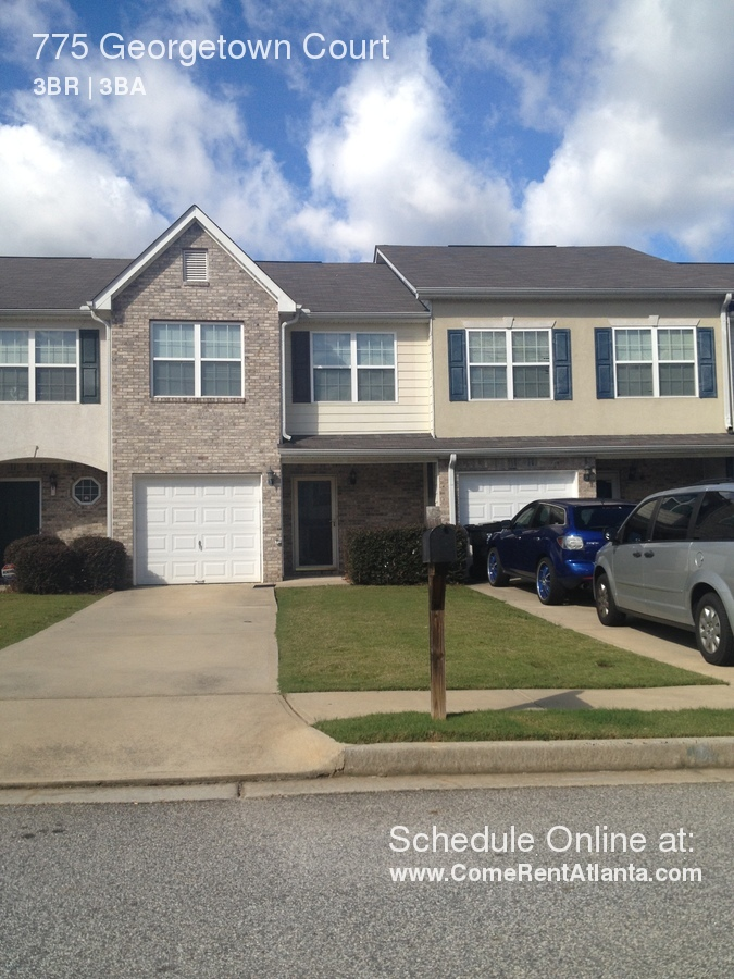 Townhouse for Rent in Jonesboro
