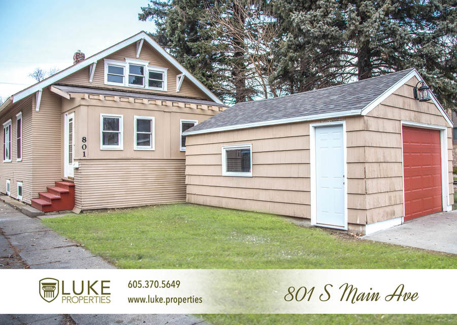 Luke properties 801 s main ave sioux falls sd 57104 house for rent