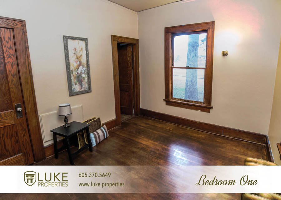 Luke properties 801 s main ave sioux falls sd 57104 house for rent bedroom one