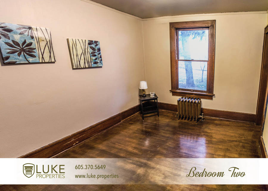 Luke properties 801 s main ave sioux falls sd 57104 house for rent bedroom two