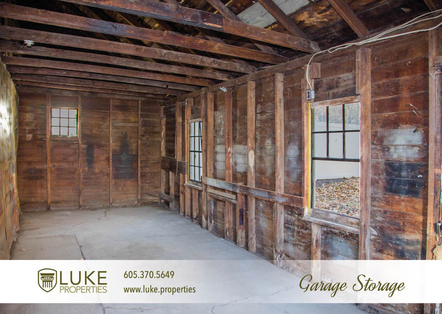 Luke properties 801 s main ave sioux falls sd 57104 house for rent garage storage