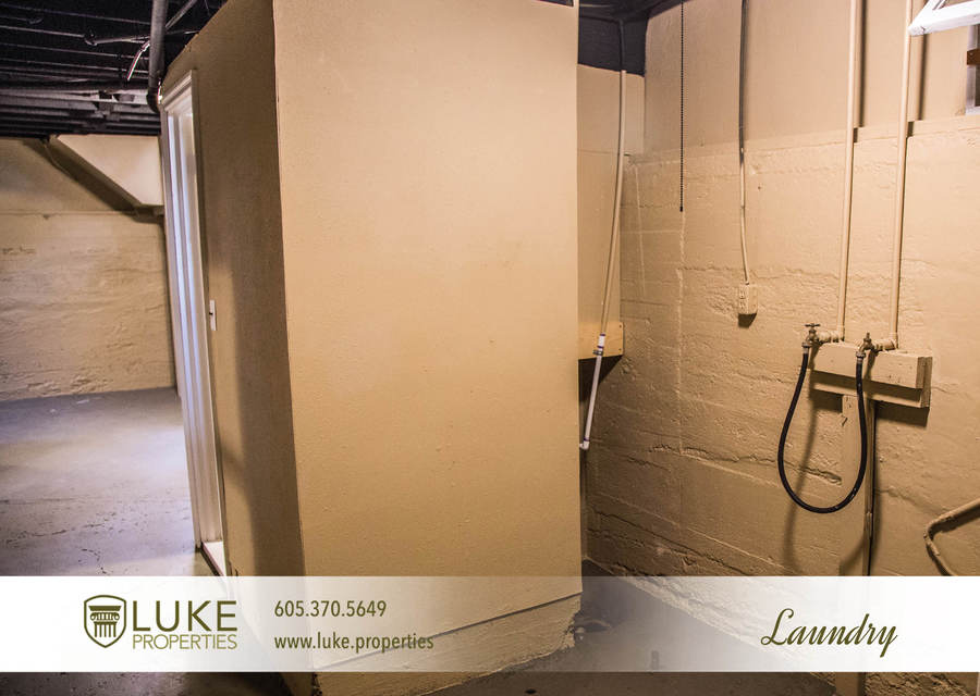 Luke properties 801 s main ave sioux falls sd 57104 house for rent laundry