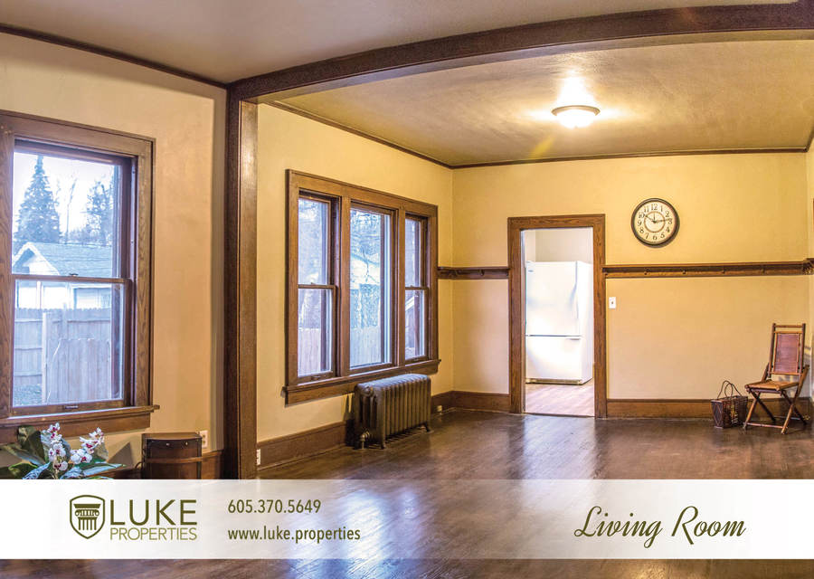 Luke properties 801 s main ave sioux falls sd 57104 house for rent living room