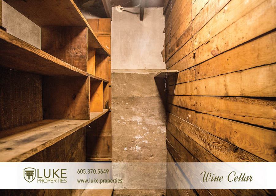 Luke properties 801 s main ave sioux falls sd 57104 house for rent wine cellar