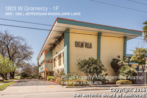 1803 W Gramercy MOVE-IN SPECIALS!!!! Freshly Updated 2/2 in Monticello Park District