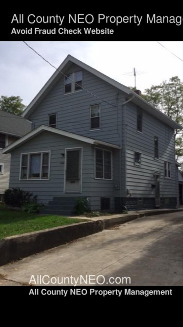 House for Rent in Akron