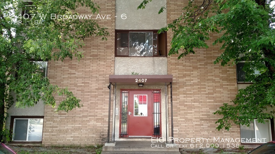 2407 W Broadway Ave Available 02/01/2018