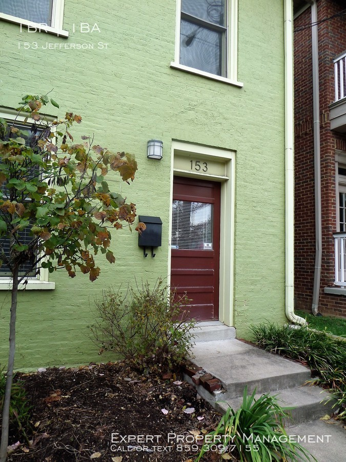 Townhouse for Rent in Lexington