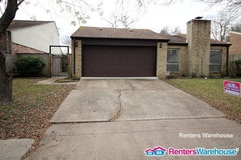 House for Rent in Houston