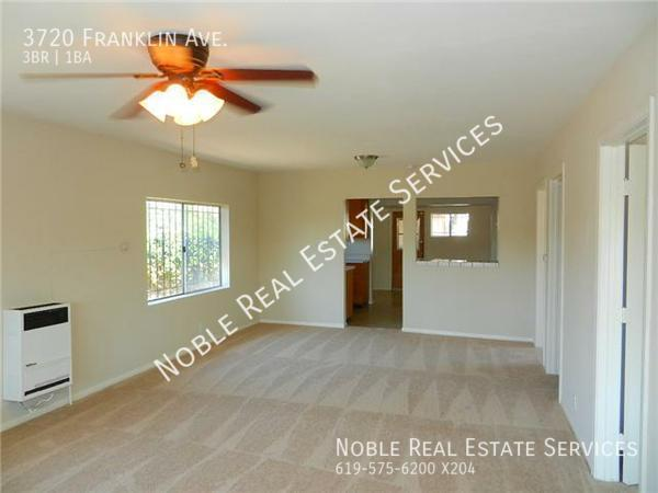 House for Rent in San Diego