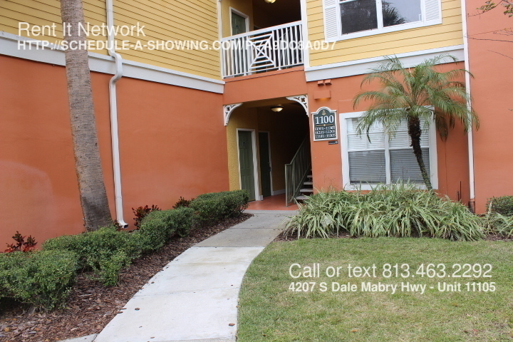 4207 S Dale Mabry Hwy South Tampa ~ Ground Floor 2BD/2BTH Condo with Screen Lanai & pool Views at Grand Key Community