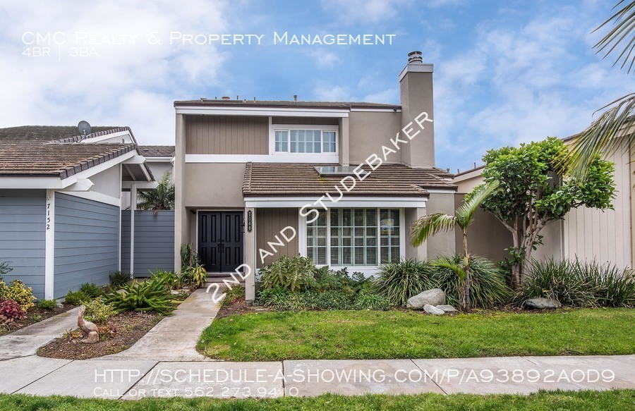 7148 Island Village Dr Charming 4 bed / 3 bath home in gated community with pools and park