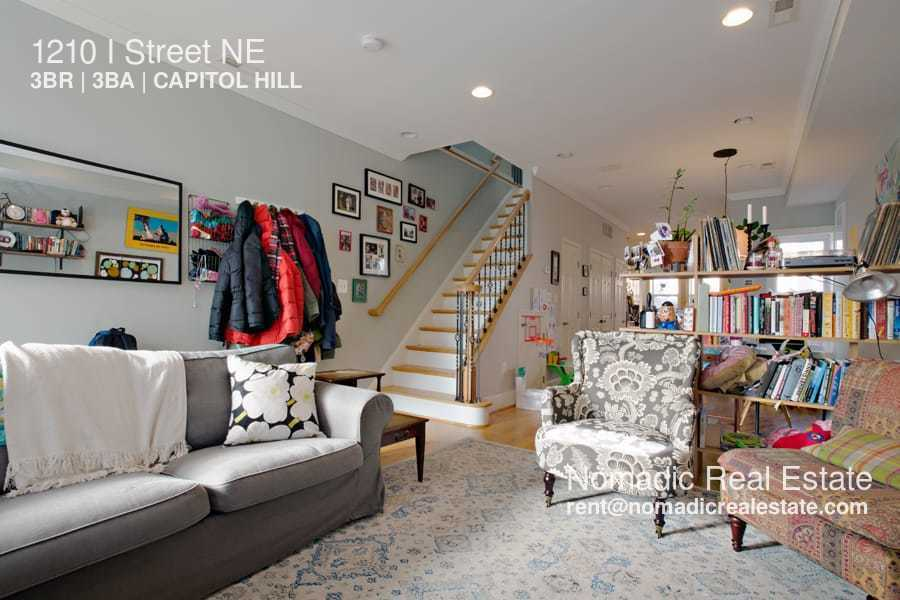 Townhouse for Rent in Washington