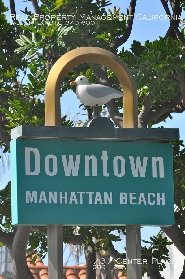 Downtown-manhattan-beach-sign